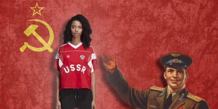 Adidas Sovyet Temalı Giysi Satışına Başladı Ancak Tepkiler Nedeniyle Pişman