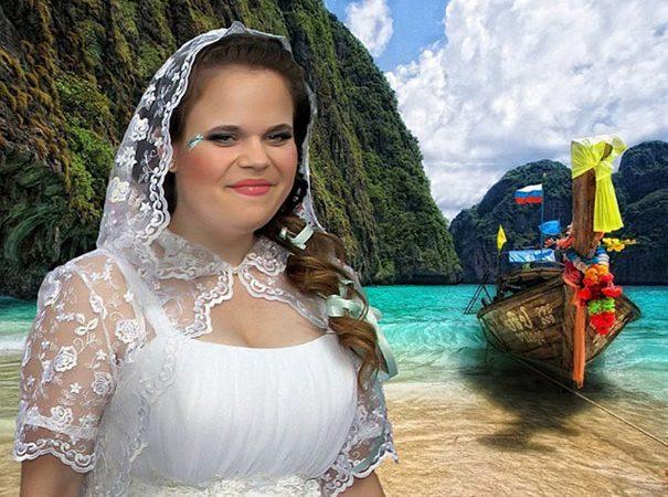 İyiki Bir Rusla Evlenmiyorum Dedirtecek Düğün Fotoğrafları