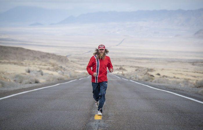 19 Ayda ABD'yi Boylu Boyunca 24Bin Km Koşan Adam ve Sonundaki Sürprizi!
