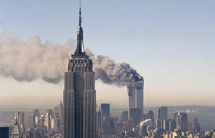 11 Eylül Saldırılarının Daha Önce Hiç Görmediğiniz Fotoğrafları