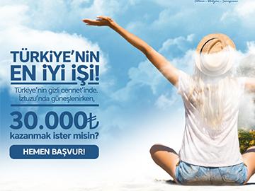 Türkiye'deki En İyi İş!