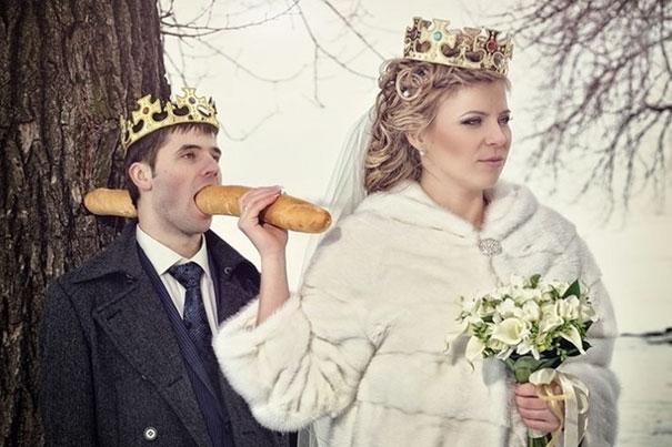 Rusların Düğün Fotoğrafında Bir Çığır Açtığının 15 Kanıtı