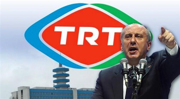 Muharrem İnce Seçim Sonuçlarına İlişkin Yaptığı Basın Açıklamasında TRT Çalışanlarını Salondan Kovdu!