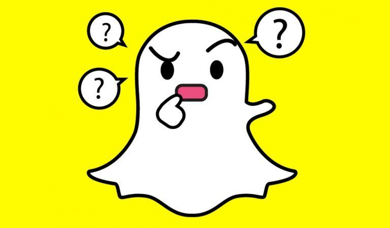 Snapchat'ten Ses Filtresinde Yenilik