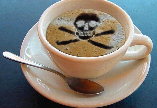 Kahvenin Bu Zararlarına Dikkat Edin