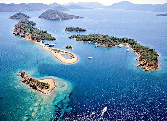 Türkiye'de Keşfedilmeyi Bekleyen Muhteşem Yerler