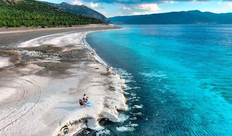 Türkiye'nin Maldivleri Salda Gölü!