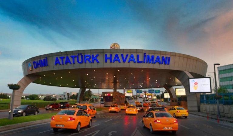 Atatürk Havalimanı'ndan İstanbul Şehir Merkezine Nasıl Gidilir?