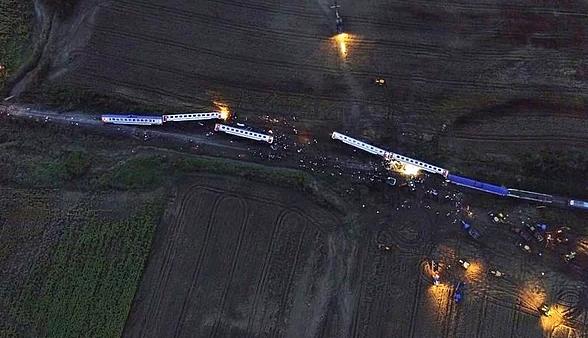 Çorlu'da Gerçekleşen Tren Kazasında Yaşanan Can Kaybı 24'e Yükseldi, 124 Yaralının Tedavisi Sürüyor