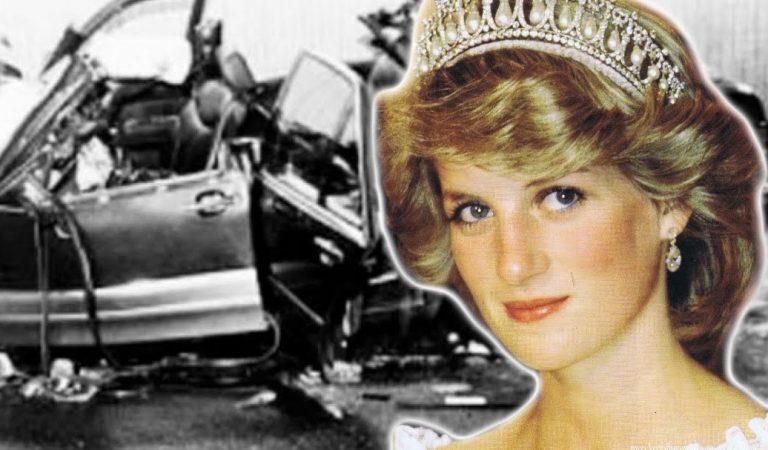Prenses Diana'nın Hayatını Kaybetmeden Önceki Son Sözleri