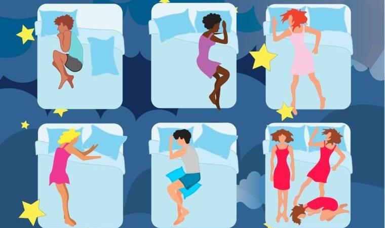En Sevdiğin Uyku Pozisyonunun Kişiliğin Hakkında Ne Anlattığını Hiç Merak Ettin Mi?