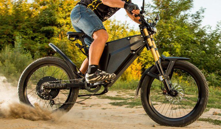 Tek Şarjda 367 KM Menzile Ulaşarak Guinness Rekoru Kıran Elektrikli Bisiklet