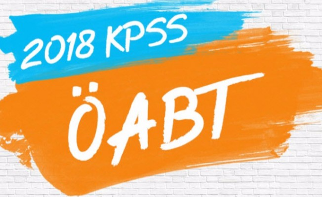 ÖABT 2018 Sınav Soruları ve Cevapları