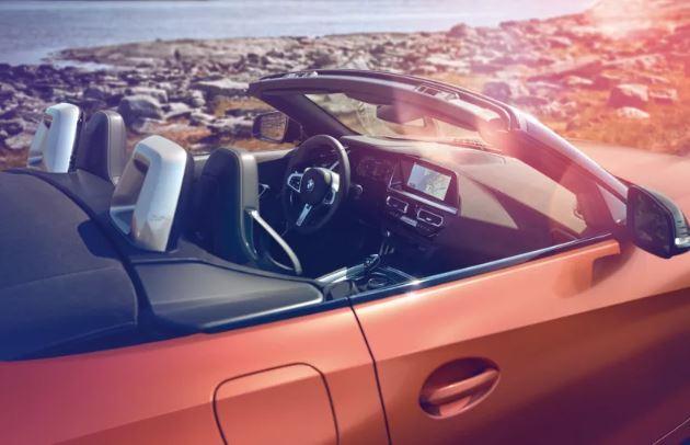 Tasarımıyla Gözleri Kamaştıran BMW Z4 2019 'un Görselleri İnternete Sızdırıldı