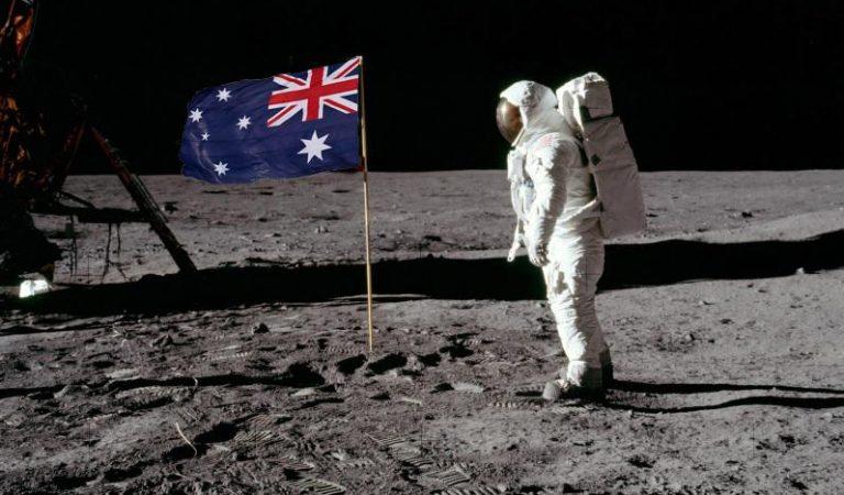 Uzay Yarışında Artık Avustralya'da Var!
