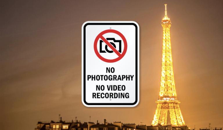 Eyfel Kulesi'nin Gece Fotoğraflarını Çekmek Neden Yasaktır?