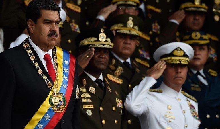 Venezuela Devlet Başkanı Maduro'ya Drone ile Suikast Girişimi