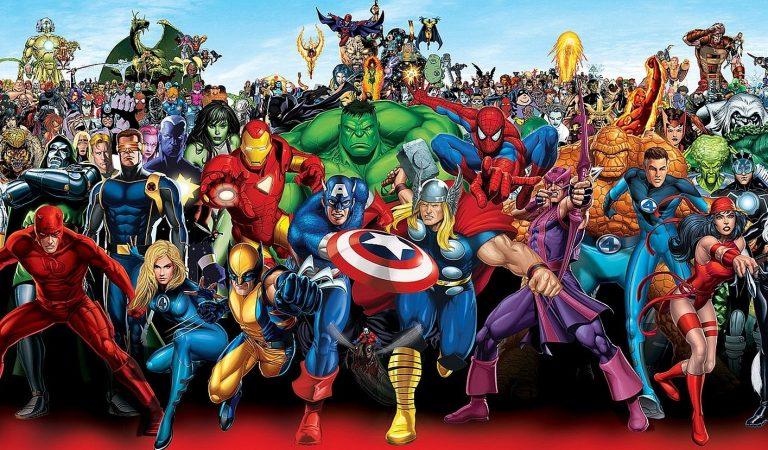 Marvel Süper Kahramanlarını Ne Kadar İyi Tanıyorsun?