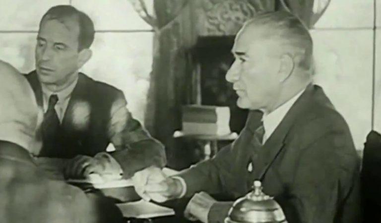 Son Dönemde Herkesin Paylaştığı, Tüyleri Diken Diken Eden Atatürk Videosu