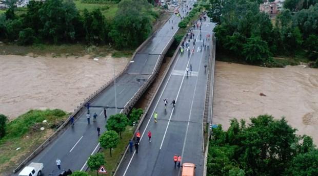 Ordu da Sel Felaketi! Yetkililer Evden Çıkmayın Uyarısında Bulundu