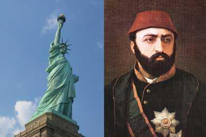 Özgürlük Anıtı Aslında Osmanlı'nın Mıydı? İşte Özgürlük Anıtının Tarihi