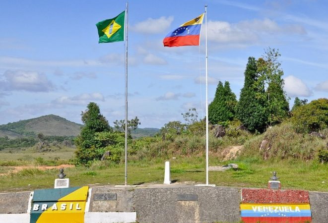Brezilya Venezuela Göçmenlerine Sınırı Kapattı