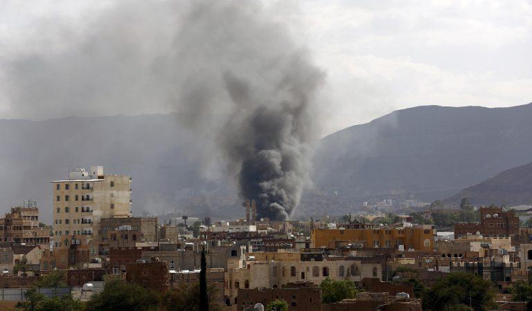 Yemen'de Bu Kez Çocuklar Hedef Alındı! Çocukları Taşıyan Otobüse Saldırı