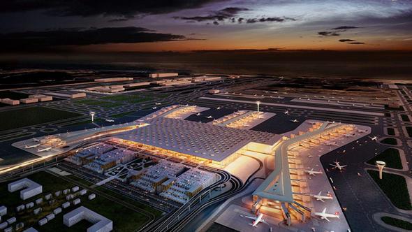 Yapay Zeka ile Yönetilecek Olan Yeni İstanbul Havalimanı'nın İnanamayacağınız 7 Özelliği