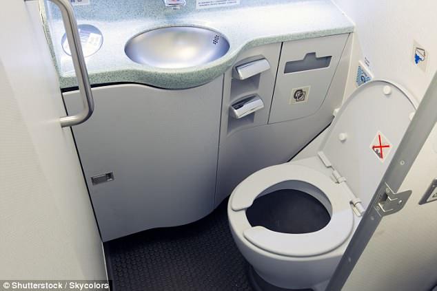 Uçaklardaki Tuvalet Atığı Nereye Gidiyor?
