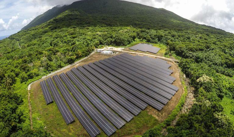 Pasifik Adası Enerjisinin %100'ünü Güneşten Alıyor