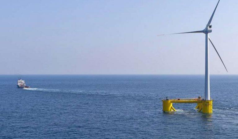 Dünyanın En Büyük Offshore Rüzgar Çiftliği