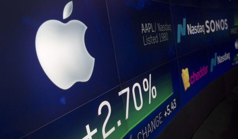 Apple Tam 1 Trilyon Dolar Değerinde