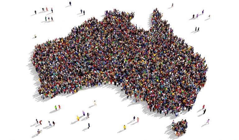 Avustralya'nın Nüfusu Hızla Artmaya Devam Ediyor