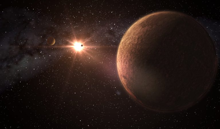 Gökbilimciler Dünya Büyüklüğünde Yeni Gezegenler Keşfettiler