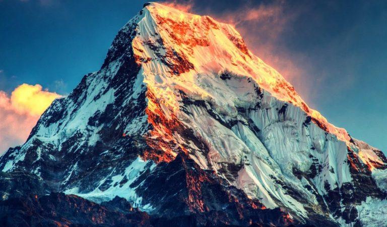 İklim Değişikliği Himalaya Buzullarını Eritebilir Mi?