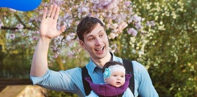 Bebeklerde Kanguru Kullanımı