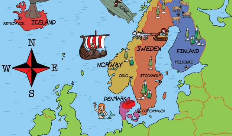 Neden Görmelisiniz? İskandinav Ülkeleri ve İskandinavya!