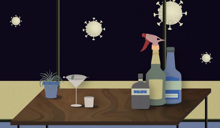 Alkol Mikropları Öldürür Mü?