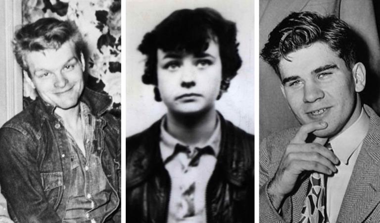 Cinayetten Paçayı Sıyırmaya Çalışan Beş Genç Seri Katil