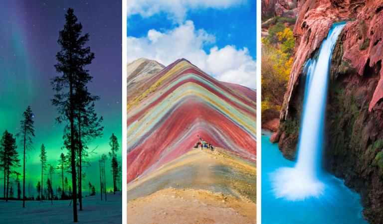 Mutlaka Ziyaret Edilmesi Gereken 10 Doğa Harikası