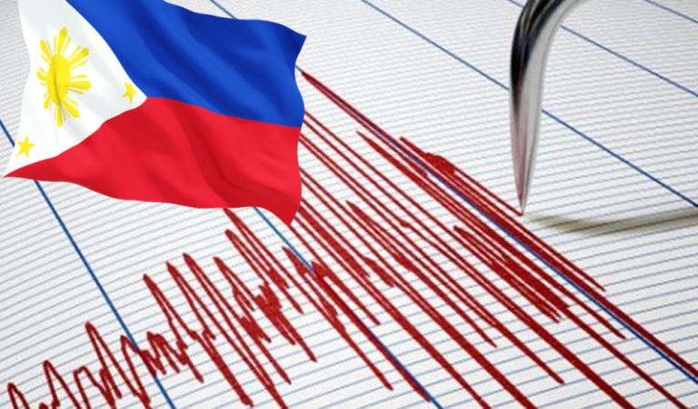 Filipinler'de 7.1 Büyüklüğünde Korkutan Şiddetli Deprem