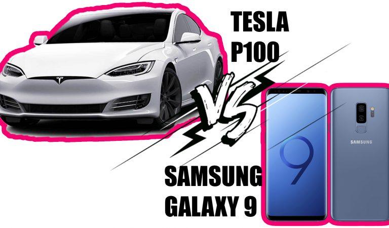 Bir Tesla, Telefonunuzu Kaç Kez Şarj Edebilecek Bir Bataryaya Sahiptir?