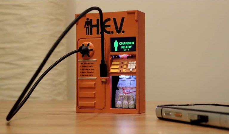Half Life- HEV Modelinde Şarj Aleti İncelemesi