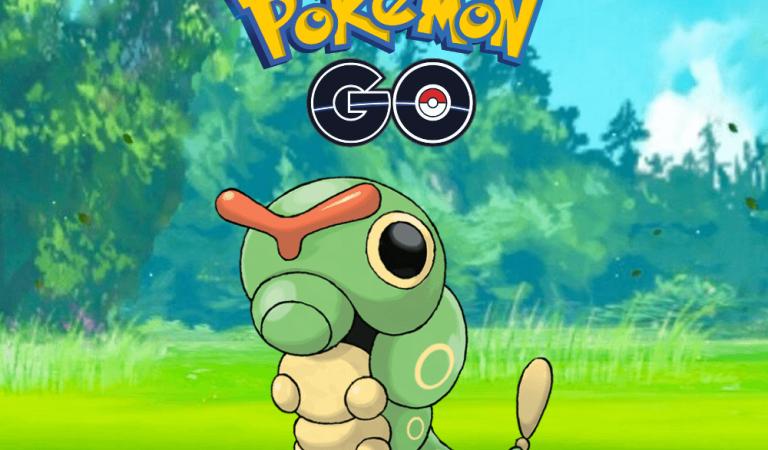 Pokemon Go Caterpie Rehberi